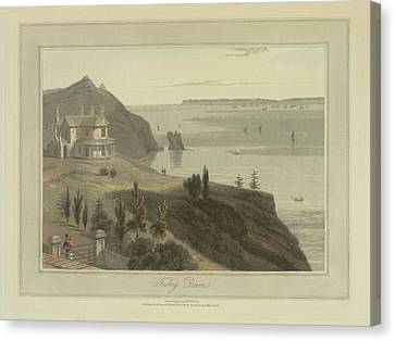 Torbay Canvas Print by British Library