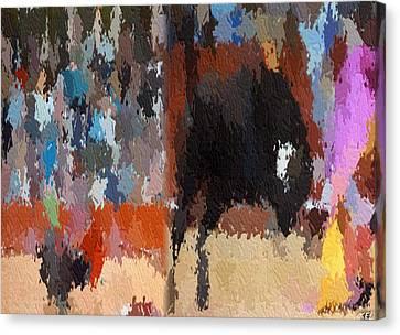 Torro Canvas Print
