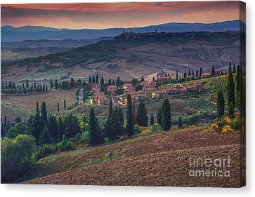 Toscana Canvas Print by Marco Crupi