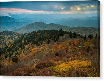 Canvas Print featuring the photograph Touch Of Yellow by Joye Ardyn Durham