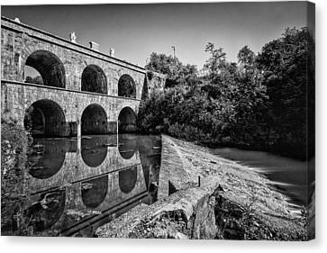 Tounj Bridge Canvas Print by Davorin Mance