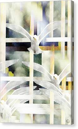 Towards Freedom Canvas Print by Gun Legler