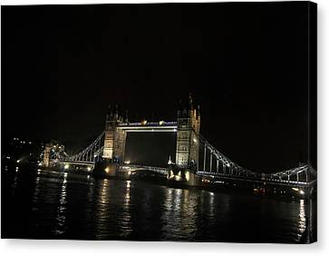 Tower Bridge Canvas Print by Frederico Borges