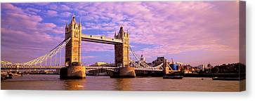 Tower Bridge London England Canvas Print by Panoramic Images