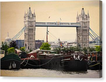 Tower Bridge Canvas Print by Stephen Norris