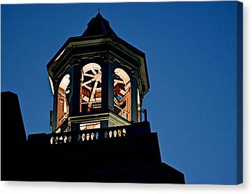 Tower Canvas Print by Joseph Yarbrough