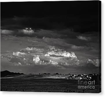 Prescott Canvas Print - Towns End by Arne Hansen