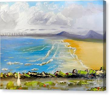 Towradgi Beach Canvas Print
