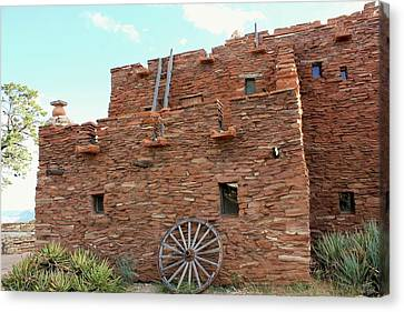 Trading Post Canvas Print