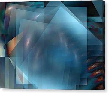 Trance Canvas Print by Kelly McManus