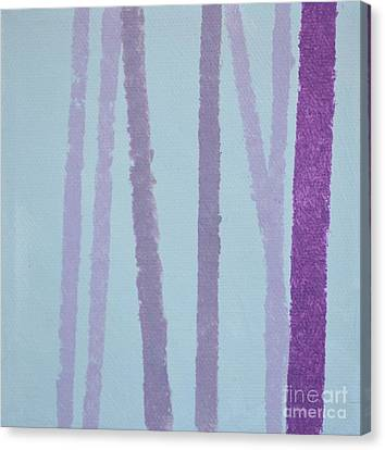 Tranquil Canvas Print by Barbara Tibbets