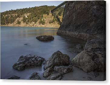 Tranquil Canvas Print by Calazone's Flics