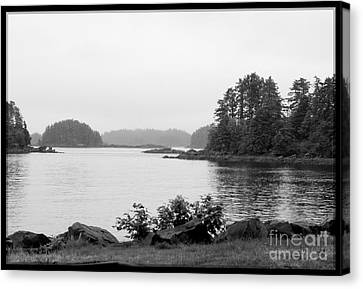 Canvas Print featuring the photograph Tranquil Harbor by Victoria Harrington