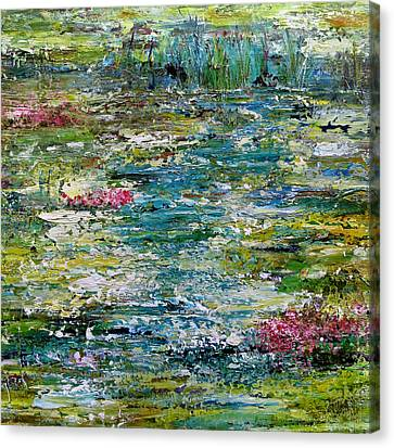 Tranquil Moments Canvas Print by Katie Black
