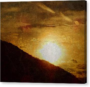 Tranquil Sunrise Canvas Print by Dan Sproul