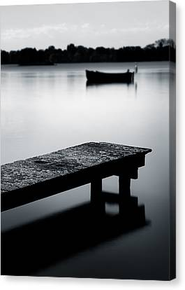 Tranquility Canvas Print by Dave Bowman