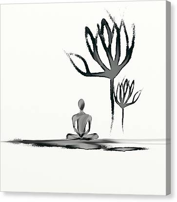 Tranquility Canvas Print by Len YewHeng