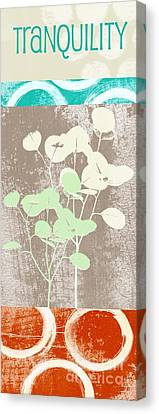 Tranquility Canvas Print by Linda Woods