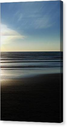 Tranquility - Sauble Beach Canvas Print