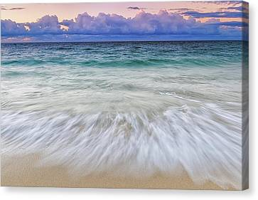 Tranquility Canvas Print by Hawaii  Fine Art Photography