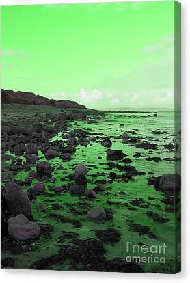Tranquiliy Canvas Print by Jo Collins