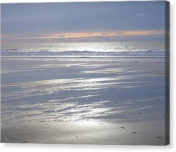Tranquility Canvas Print by Richard Brookes