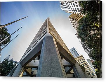 Transamerica Tower Canvas Print