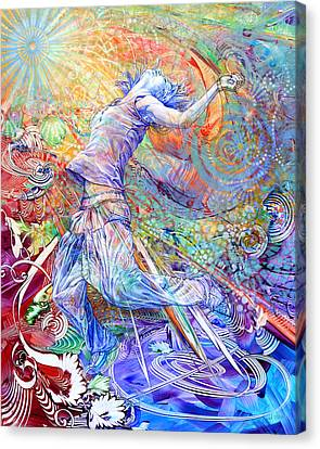Transcendent Canvas Print by Susan Card