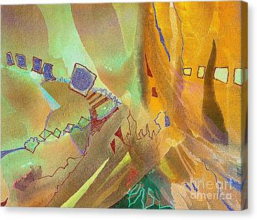 Transformed Canvas Print by Donna Acheson-Juillet