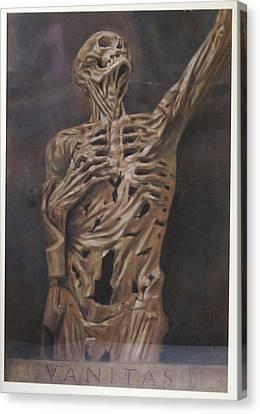 Transi Canvas Print by Paez  Antonio