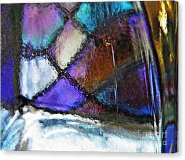 Transparency 2 Canvas Print by Sarah Loft