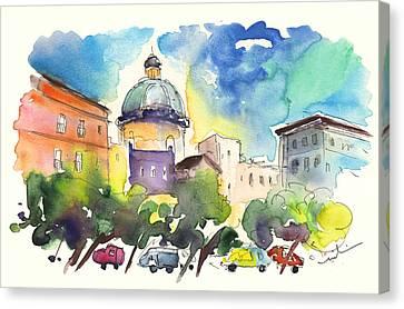 Trapani 02 Canvas Print