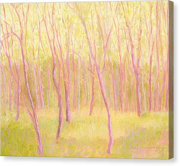 Tree Dance Canvas Print