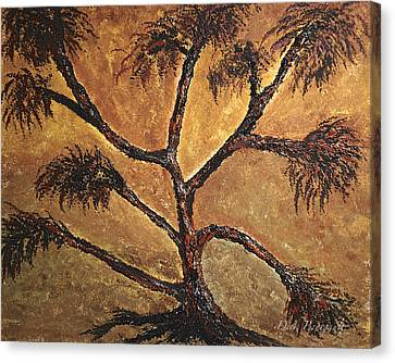 Tree Canvas Print