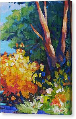 Tree Canvas Print by John Clark
