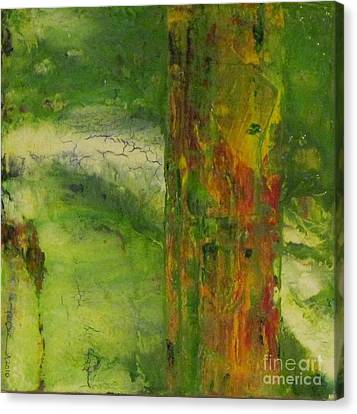 Tree Of Hope Canvas Print by Ron Durnavich