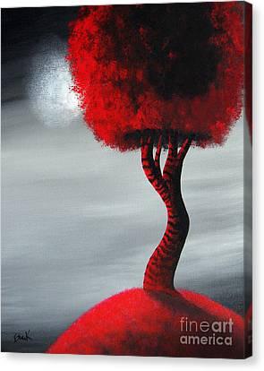 Tree Of Life By Shawna Erback Canvas Print by Shawna Erback