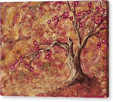 Tree Of Life Canvas Print by Darice Machel McGuire