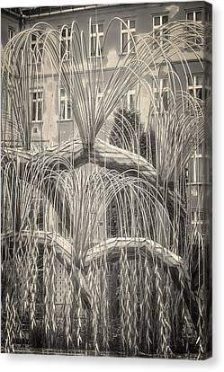 Martyr Canvas Print - Tree Of Life Dohany Street Synagogue by Joan Carroll