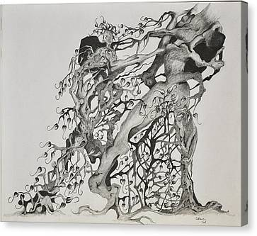 Tree People Canvas Print by Glenn Calloway