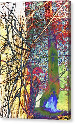 Trees Canvas Print by Igor Baranov