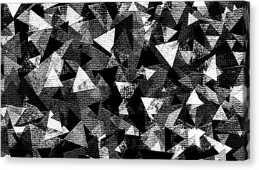 Triness Canvas Print by Atinderpal Singh