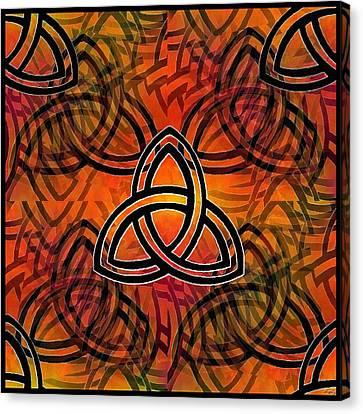 Trinity Canvas Print by Glenn McCarthy Art and Photography