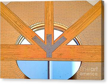 Trinity Series  2 Canvas Print by Luther Fine Art