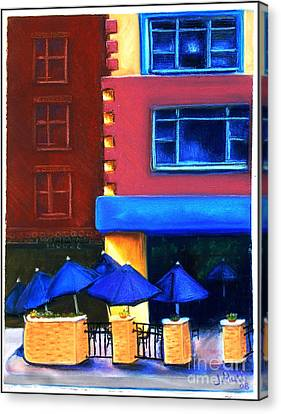 Trolley's Canvas Print by Janet Hull