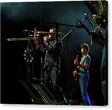 Trombone Shorty Canvas Print