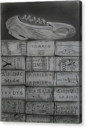 Trophies Canvas Print