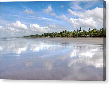Canvas Print featuring the photograph Tropical Bliss by Kandy Hurley