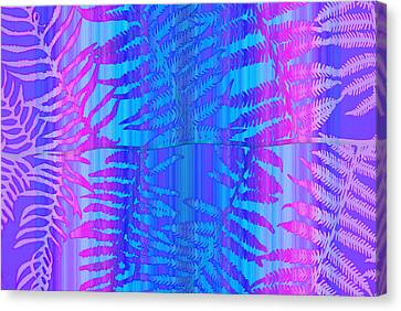 Canvas Print featuring the photograph Tropical Delight by Holly Kempe