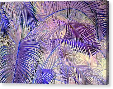 Tropical Embrace Canvas Print